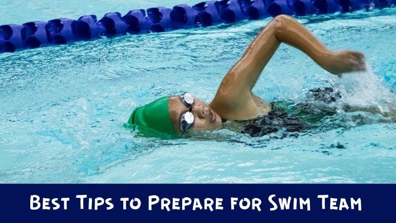 Best Tips to Prepare for Swim Team